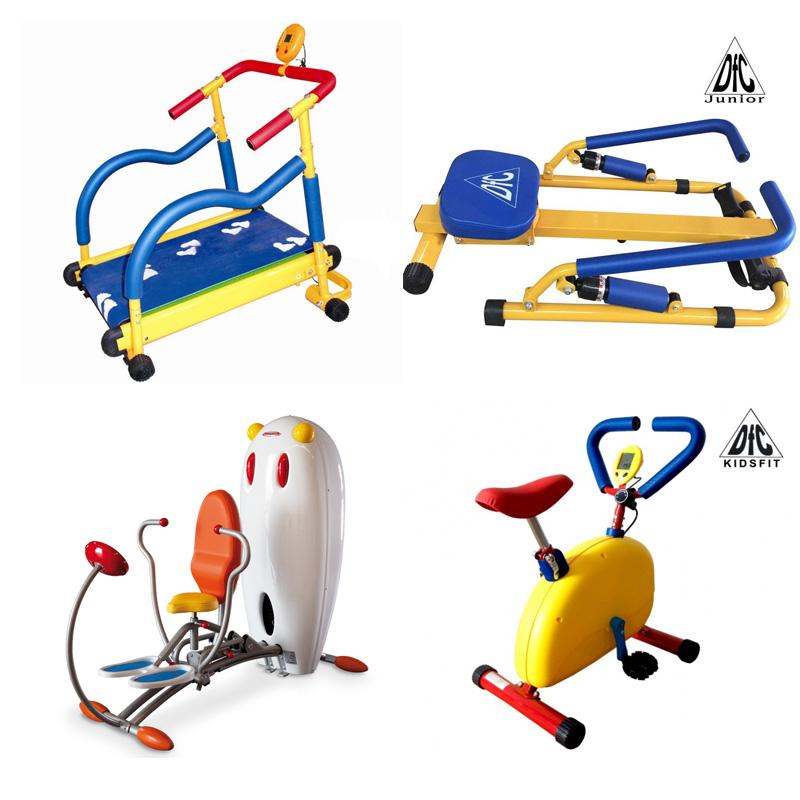 спортивные кардиотренажёры для детей