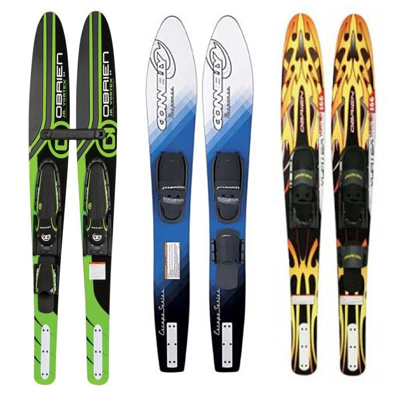 продажа водных парных лыж