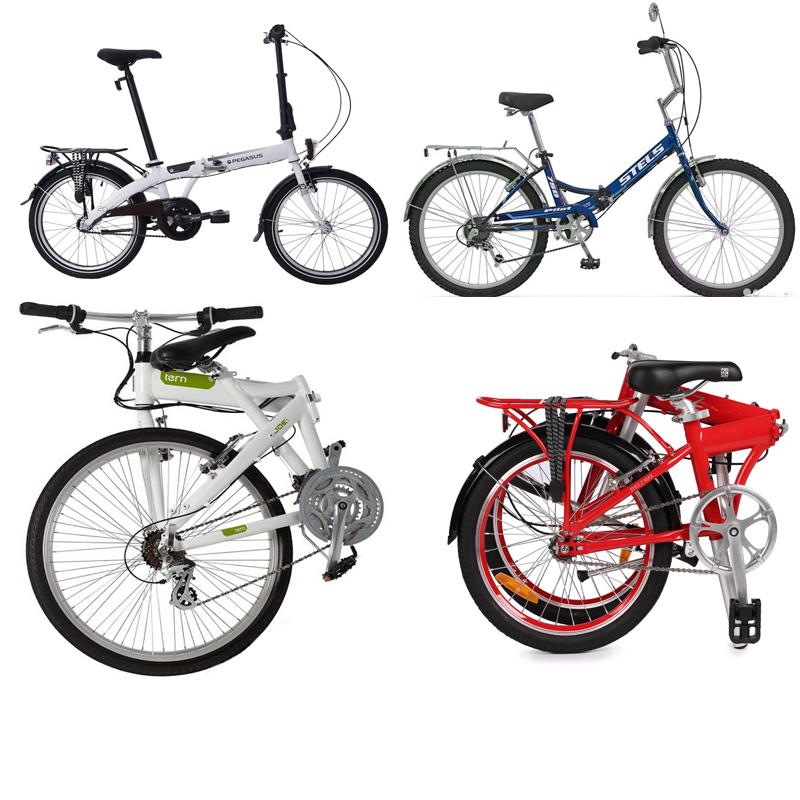 раскладные велосипеды