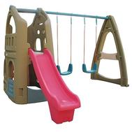Детская площадка Башня с качелями Lerado L602+603С, фото 1