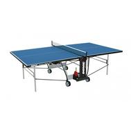 Складной уличный теннисный стол - DONIC OUTDOOR ROLLER 800, синий, фото 1
