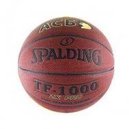 Мяч баскетбольный - SPALDING TF-1000 ZK COMPOSITE INDOOR PRO АСБ, фото 1