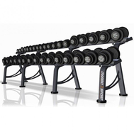 Гантельный ряд на подставке 4-36 кг (17 пар), фото 1