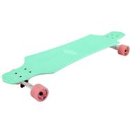 Лонгборд пластиковый PLAYSHION FS-PL001G (Зеленый), фото 1