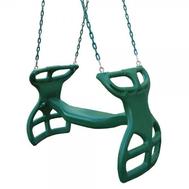 Качели двойные пластиковые Playgarden, фото 1