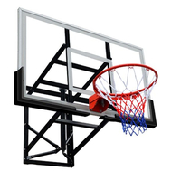 Баскетбольный щит DFC 48 BOARD48P, с кольцом, фото 1