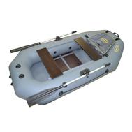 Гребная ПВХ лодка Стрелка-270 Люкс, с навесным транцем, фото 1