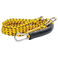 """Поводок для мотора Proline HD 5/8"""" TOW HARNESS с поплавком Yellow/Black (YLB), фото 1"""