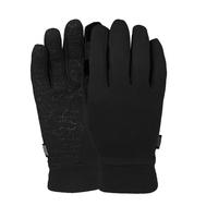 Перчатки POW мужские POLY PRO TT LINER BLACK, фото 1