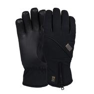 Перчатки POW женские W'S GEM GLOVE BLACK, фото 1
