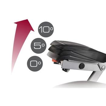 Эллиптический тренажер с кардиодатчиком - SPIRIT FITNESS XE295, мультипозиционные ручки, фото 9