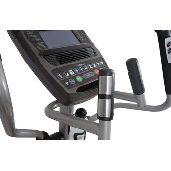 Эллиптический тренажер с кардиодатчиком - SPIRIT FITNESS XE295, мультипозиционные ручки, фото 10