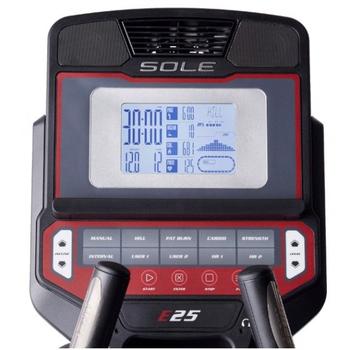 Эллиптический тренажер Sole Fitness E25, фото 6