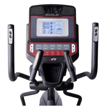 Эллиптический тренажер Sole Fitness E25, фото 7