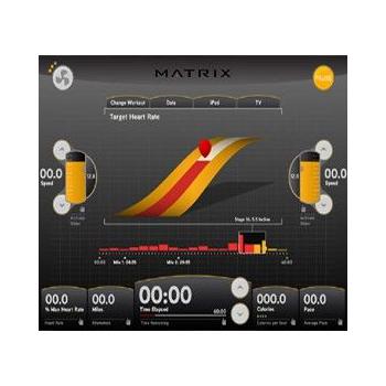 Беговая дорожка MATRIX T7XE VA для профессиональных тренировок, фото 13