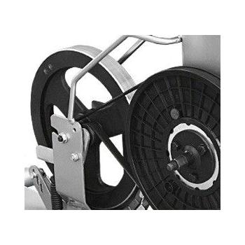 Эллиптический недорогой механический тренажер OXYGEN MX-25 с передним маховиком, фото 10