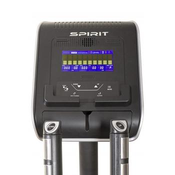 Переднеприводный магнитный эллиптический тренажер для дома SPIRIT FITNESS XG200I, фото 6