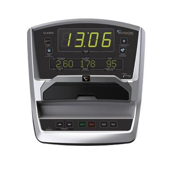 Электромагнитный тренажёр эллипсоид VISION Fitness XF40 CLASSIC, фото 6