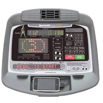 Эллиптический тренажёр SPORTSART E865, профессиональный, фото 6