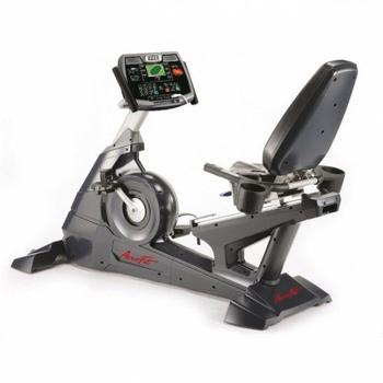 Велотренажёр горизонтальный - AEROFIT 9500R, электромагнитный, профессиональный, фото 5