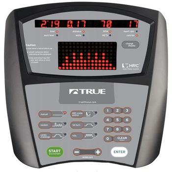 Эллиптический электромагнитный тренажёр - TRUE PS100, профессиональный, фото 6