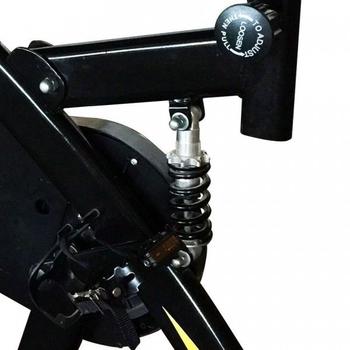 Велоэргометр DFC VT-8302 ременной, фото 3