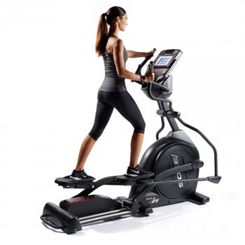 Эллиптический тренажер Sole Fitness E25, фото 8