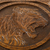 Нарды резные Тигр с ручкой, Haleyan, фото 3